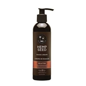 Hemp Seed Shave Cream 8oz